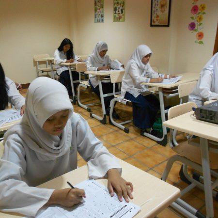 PROGRAM KELAS REGULER ( SD-SMA-SMA-Alumni )